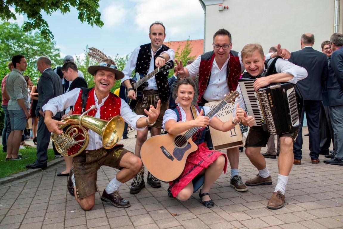 Hochzeitsband In Regensburg Bayern Hochzeitsbands Eventpeppers