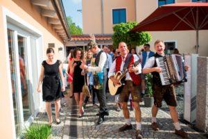Hochzeitsband Partyband