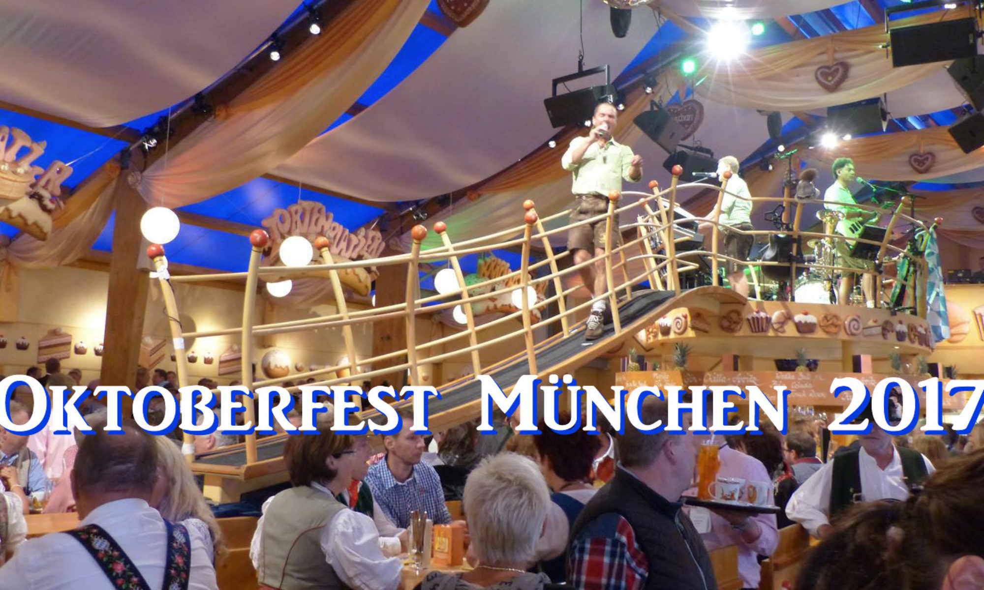 German Oktoberfestband